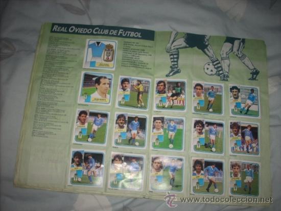 Coleccionismo deportivo: ALBUM DE LA LIGA 1989-90 DE ESTE CON CROMOS BUENOS - Foto 8 - 36618228