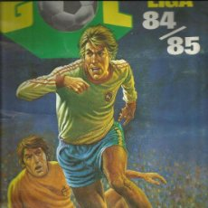 Coleccionismo deportivo: LIGA 84--85 DE EDITORIAL MAGA . Lote 36671440