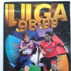 Coleccionismo deportivo: LIGA 98 99 - ALBUM DE CROMOS OFICIAL - CAMPEONATO NACIONAL DE LIGA 1998 / 1999 - LFP - 292 CROMOS. Lote 36983564