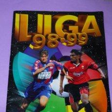 Coleccionismo deportivo: LIGA 98-99. COLECCION DE CROMOS OFICIAL. . Lote 37542876
