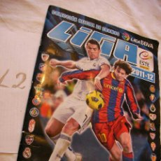 Coleccionismo deportivo: LIGA ESTE BBVA 2011-2012. Lote 37619913