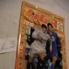 Coleccionismo deportivo: ALBUM LIGA ESTE 2010-2011 NUEVO - ENVIO GRATIS A ESPAÑA. Lote 37807360