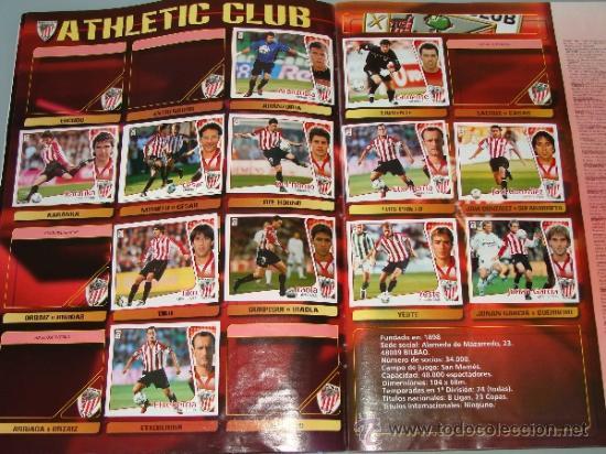 Coleccionismo deportivo: ÁLBUM DE CROMOS DE FÚTBOL. LIGA 04 05 2004 2005. EDICIONES ESTE. INCLUYE 285 CROMOS. - Foto 3 - 37824273