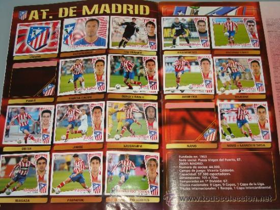 Coleccionismo deportivo: ÁLBUM DE CROMOS DE FÚTBOL. LIGA 04 05 2004 2005. EDICIONES ESTE. INCLUYE 285 CROMOS. - Foto 4 - 37824273
