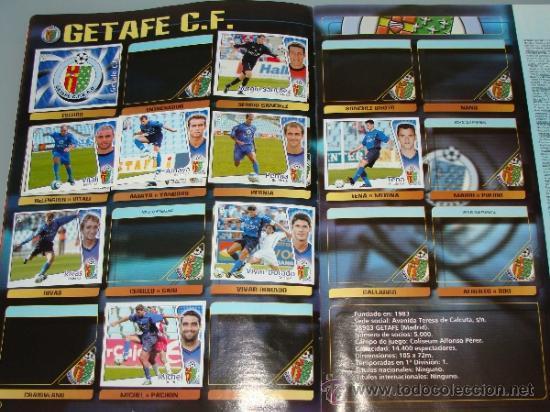 Coleccionismo deportivo: ÁLBUM DE CROMOS DE FÚTBOL. LIGA 04 05 2004 2005. EDICIONES ESTE. INCLUYE 285 CROMOS. - Foto 9 - 37824273