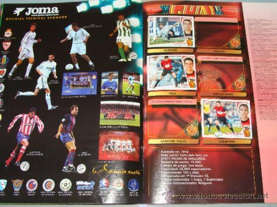 Coleccionismo deportivo: ÁLBUM DE CROMOS DE FÚTBOL. LIGA 04 05 2004 2005. EDICIONES ESTE. INCLUYE 285 CROMOS. - Foto 14 - 37824273