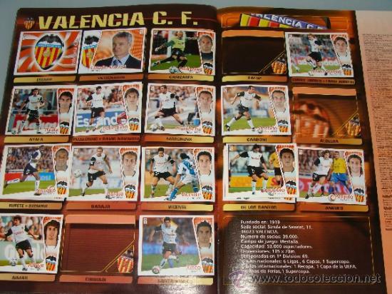 Coleccionismo deportivo: ÁLBUM DE CROMOS DE FÚTBOL. LIGA 04 05 2004 2005. EDICIONES ESTE. INCLUYE 285 CROMOS. - Foto 20 - 37824273