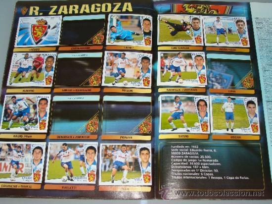 Coleccionismo deportivo: ÁLBUM DE CROMOS DE FÚTBOL. LIGA 04 05 2004 2005. EDICIONES ESTE. INCLUYE 285 CROMOS. - Foto 22 - 37824273