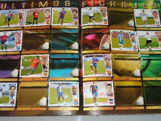 Coleccionismo deportivo: ÁLBUM DE CROMOS DE FÚTBOL. LIGA 04 05 2004 2005. EDICIONES ESTE. INCLUYE 285 CROMOS. - Foto 23 - 37824273