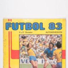 Coleccionismo deportivo: ÁLBUM FUTBOL 83. Lote 37955358