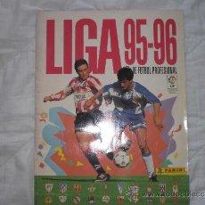 Coleccionismo deportivo: LIGA 95-96 PANINI. Lote 38109580