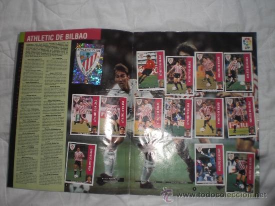 Coleccionismo deportivo: LIGA 95-96 PANINI - Foto 2 - 38109580
