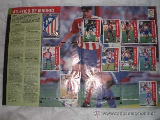 Coleccionismo deportivo: LIGA 95-96 PANINI - Foto 3 - 38109580