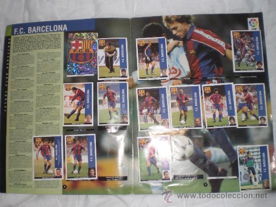 Coleccionismo deportivo: LIGA 95-96 PANINI - Foto 4 - 38109580