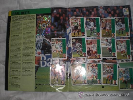Coleccionismo deportivo: LIGA 95-96 PANINI - Foto 5 - 38109580