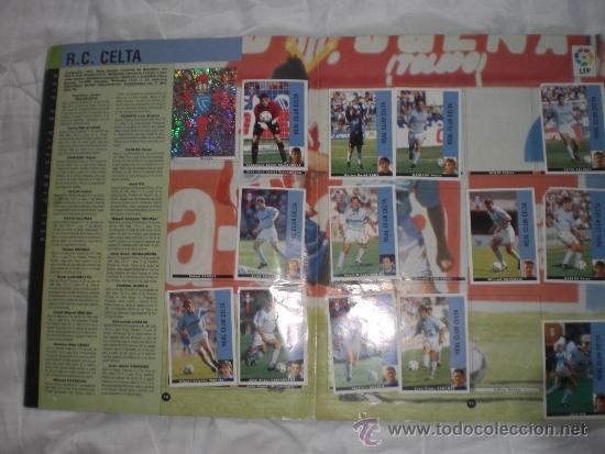 Coleccionismo deportivo: LIGA 95-96 PANINI - Foto 6 - 38109580