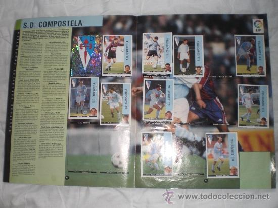 Coleccionismo deportivo: LIGA 95-96 PANINI - Foto 7 - 38109580