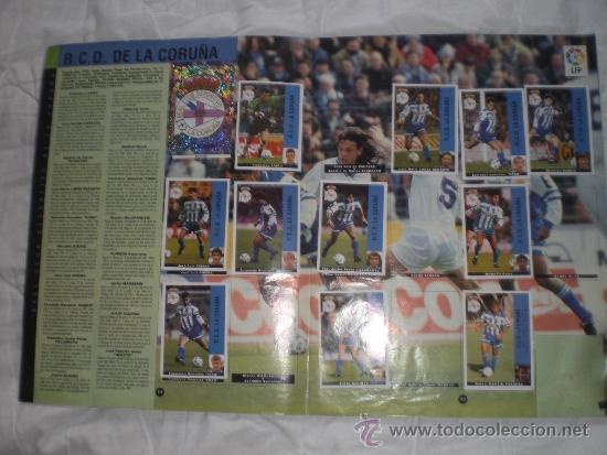 Coleccionismo deportivo: LIGA 95-96 PANINI - Foto 8 - 38109580