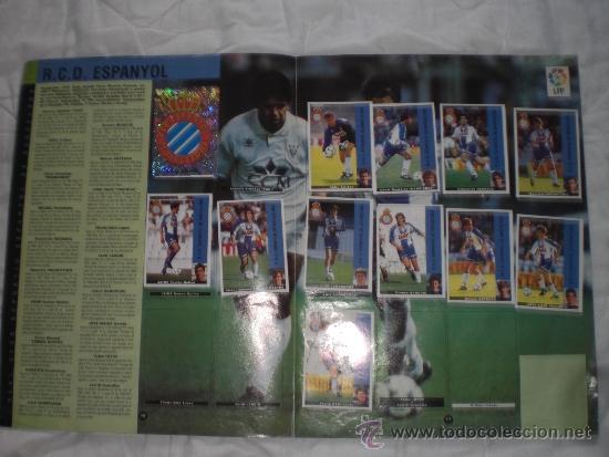 Coleccionismo deportivo: LIGA 95-96 PANINI - Foto 9 - 38109580