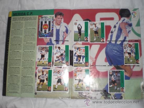Coleccionismo deportivo: LIGA 95-96 PANINI - Foto 10 - 38109580
