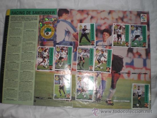 Coleccionismo deportivo: LIGA 95-96 PANINI - Foto 12 - 38109580
