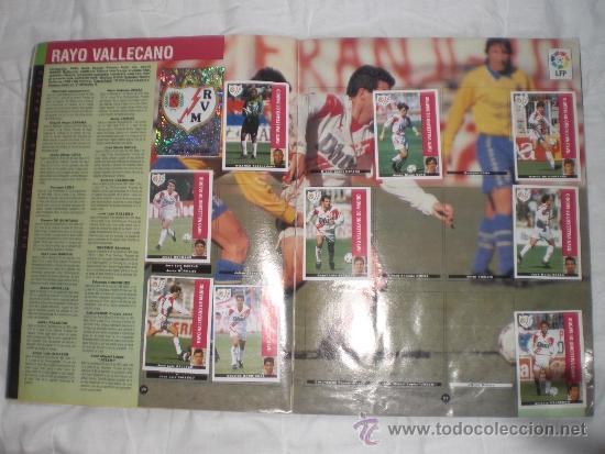 Coleccionismo deportivo: LIGA 95-96 PANINI - Foto 13 - 38109580
