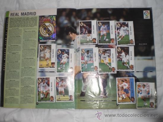 Coleccionismo deportivo: LIGA 95-96 PANINI - Foto 14 - 38109580