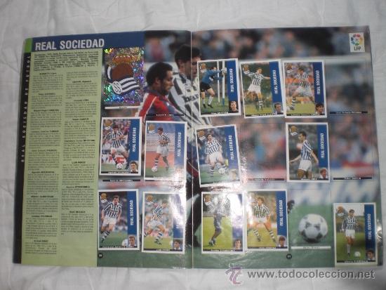 Coleccionismo deportivo: LIGA 95-96 PANINI - Foto 15 - 38109580