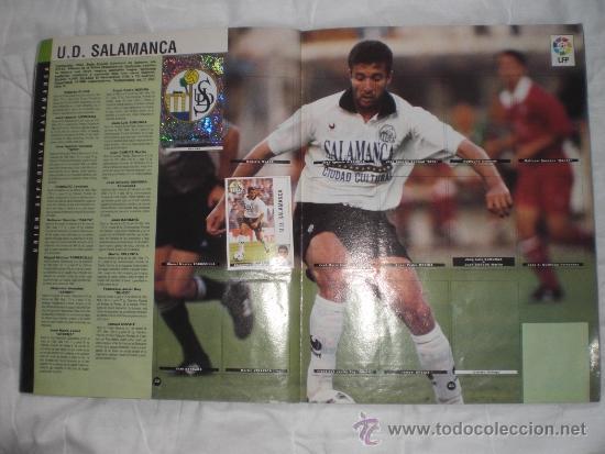 Coleccionismo deportivo: LIGA 95-96 PANINI - Foto 16 - 38109580