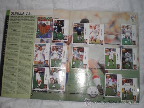 Coleccionismo deportivo: LIGA 95-96 PANINI - Foto 17 - 38109580