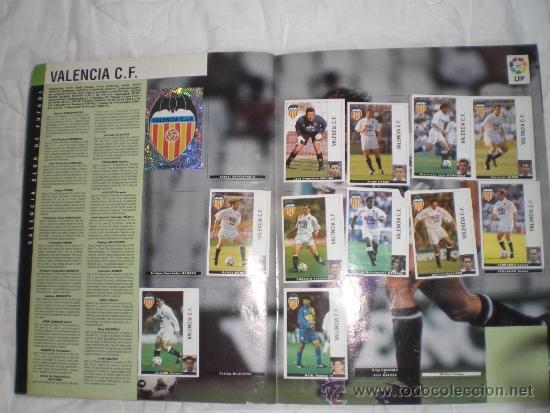 Coleccionismo deportivo: LIGA 95-96 PANINI - Foto 20 - 38109580