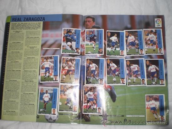 Coleccionismo deportivo: LIGA 95-96 PANINI - Foto 21 - 38109580