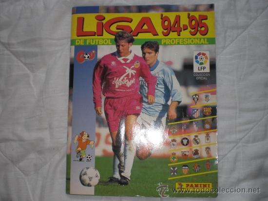 Coleccionismo deportivo: LIGA 95-96 PANINI - Foto 23 - 38109580