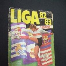 Coleccionismo deportivo: LIGA 1982 1983 - 82 83 - CONTIENE 303 CROMOS - EDICIONES ESTE - . Lote 38327722