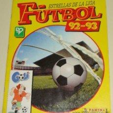 Coleccionismo deportivo: ÁLBUM DE CROMOS. ESTRELLAS DE LA LIGA 92 93 1992 1993. PANINI. . Lote 38668443
