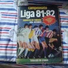Coleccionismo deportivo: ESTE 81-82. Lote 39008222
