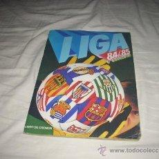 Coleccionismo deportivo: ALBUM DE LA LIGA 1984-85 DE ESTE ,MUY NUEVO. Lote 39103127
