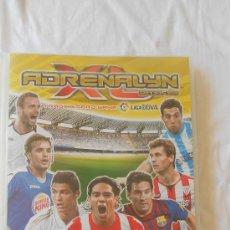 Coleccionismo deportivo: ALBUM PANINI ADRENALYN 2011-2012 11-12 LEER DESCRIPCION. Lote 39112201