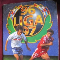 Coleccionismo deportivo: ÁLBUM CAMPEONATO DE LIGA 1996 1997. EDICIONES ESTE. MUY COMPLETO. 96 97. Lote 39113318