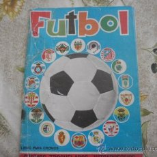 Coleccionismo deportivo: ALBUM DE CROMOS DE FÚTBOL MAGA 1975-76. Lote 39159108