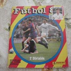 Coleccionismo deportivo: ALBUM DE CROMOS FUTBOL 88 DE PANINI.. Lote 39179313