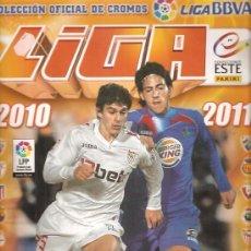 Coleccionismo deportivo: ALBUM LIGA 2010. Lote 39165087