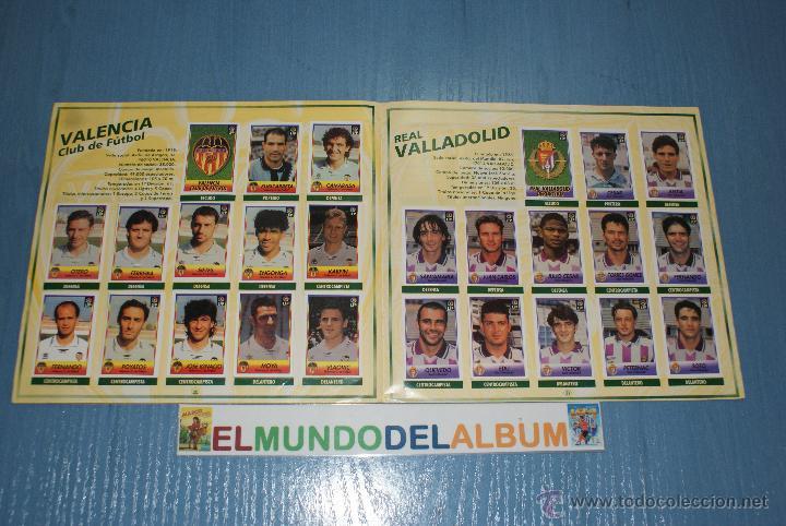 Coleccionismo deportivo: ALBUM INCOMPLETO DE FUTBOL,LIGA 1996-1997/96-97,DE BOLLYCAO - Foto 3 - 39310567