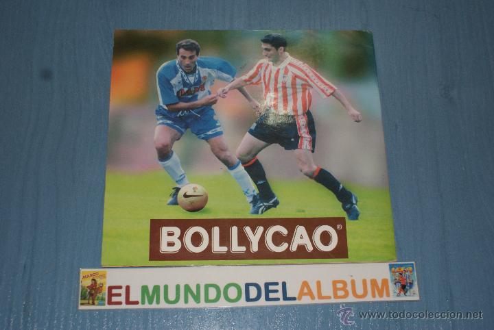 Coleccionismo deportivo: ALBUM INCOMPLETO DE FUTBOL,LIGA 1996-1997/96-97,DE BOLLYCAO - Foto 4 - 39310567