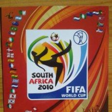 Coleccionismo deportivo: ALBUM MUNDIAL SUDAFRICA 2010 DE PANINI VACIO. Lote 39368273