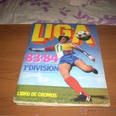 Coleccionismo deportivo: ALBUM DE LA LIGA 1983-84 DE ESTE. Lote 39574502