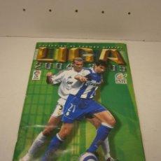 Coleccionismo deportivo: ALBUM CROMOS FUTBOL LIGA 2004-2005 ESTE CON 504 CROMOS. Lote 39747273