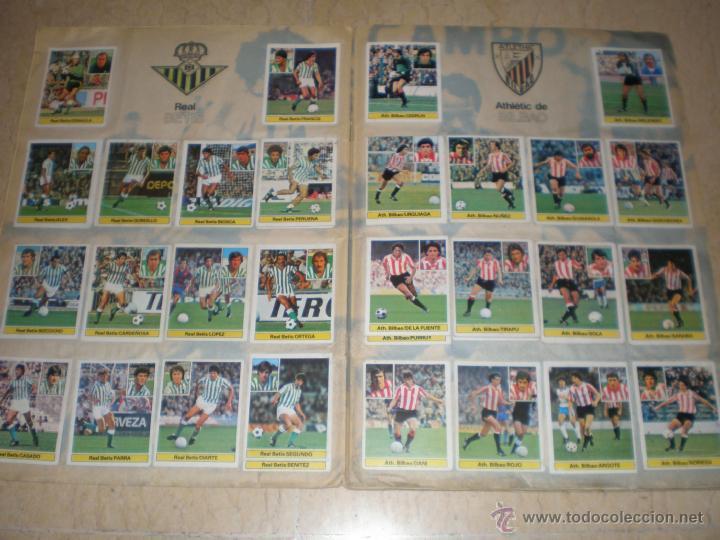 Coleccionismo deportivo: ÁLBUM ESTE 81/82 - Foto 3 - 39771811
