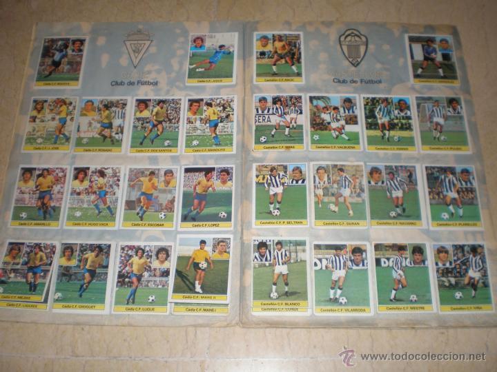 Coleccionismo deportivo: ÁLBUM ESTE 81/82 - Foto 4 - 39771811