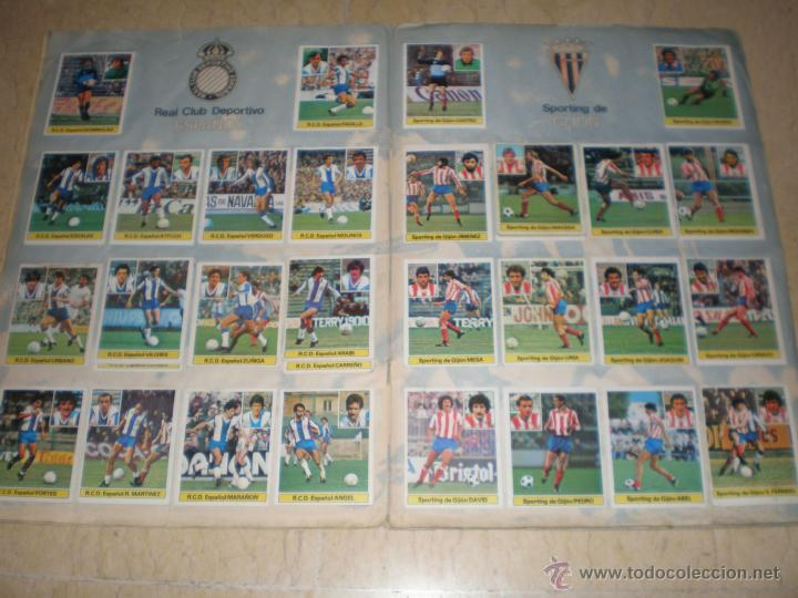 Coleccionismo deportivo: ÁLBUM ESTE 81/82 - Foto 6 - 39771811
